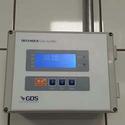 Commercial Gas Detection Panel